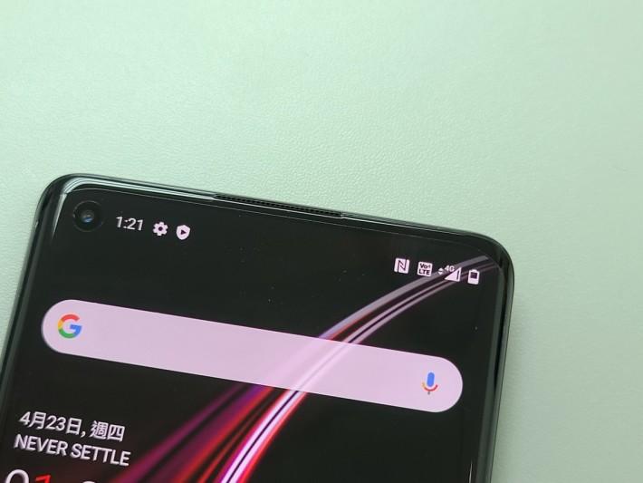 OnePlus 8系雖是5G手機,但現時還未對應香港5G網絡,需要等系統升級後才支援。