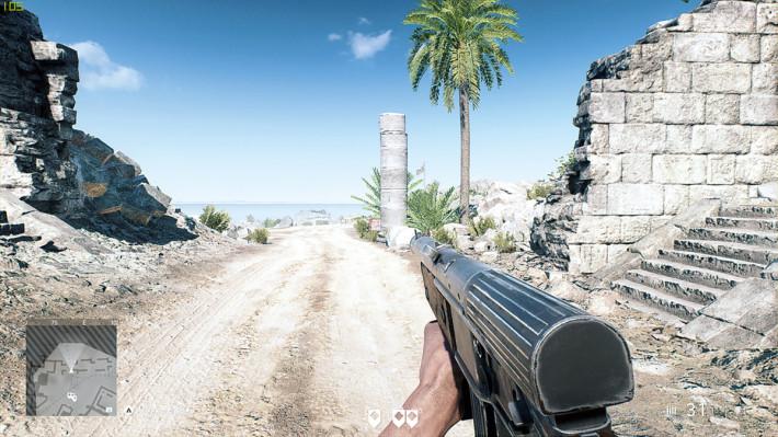 《Battlefield V》於 DX11 模式下,畫質為「高」的情況下,平均只有 100fps,不過.......