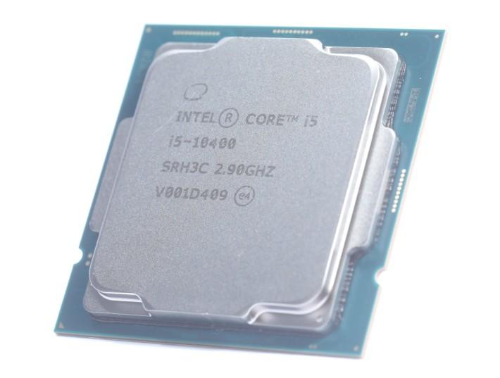已抵達編輯部的 Core i5-10400