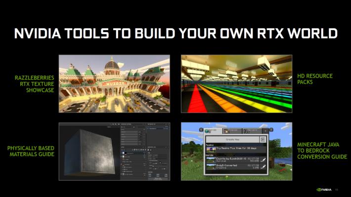 同時推出 RTX 專用的工具