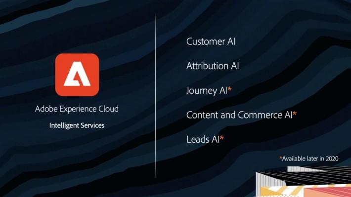 Adobe Sensei 今年內將新增 5 個人工智能技術與 Experience Cloud 相關。