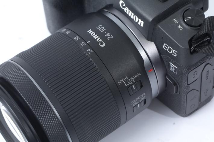 新鏡覆蓋 24-105mm 的標準變焦範圍,約為 4.4× 變焦。