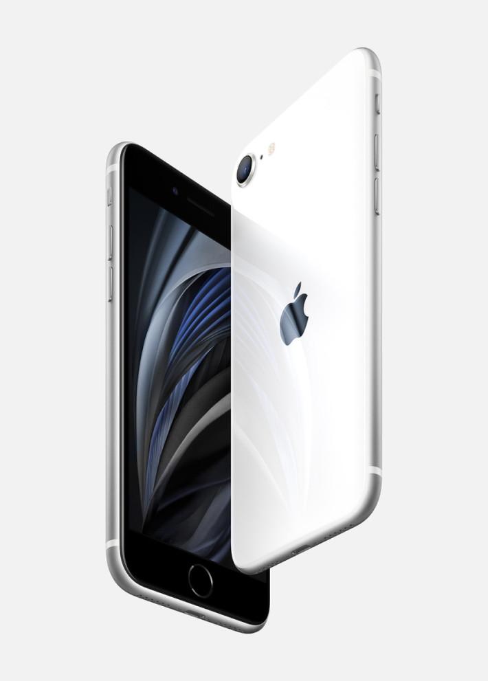 第二代 iPhone SE 同樣具備 Touch ID,在這個時勢就方便得多。