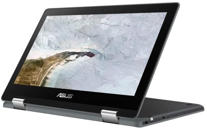學校提供的 Chromebook 主要有兩款,分別是 ASUS Flip C101PA 或 C214 ,當中 C214 較受歡迎,一方面是有 筆觸使用,另一方面具備三防。