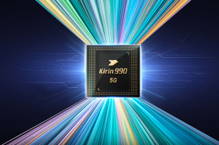 Kirin 990 5G 處理器擁有 103 億電晶體 ,是首款應用於旗艦手機上的 EUV 技術 7nm 製程晶片。