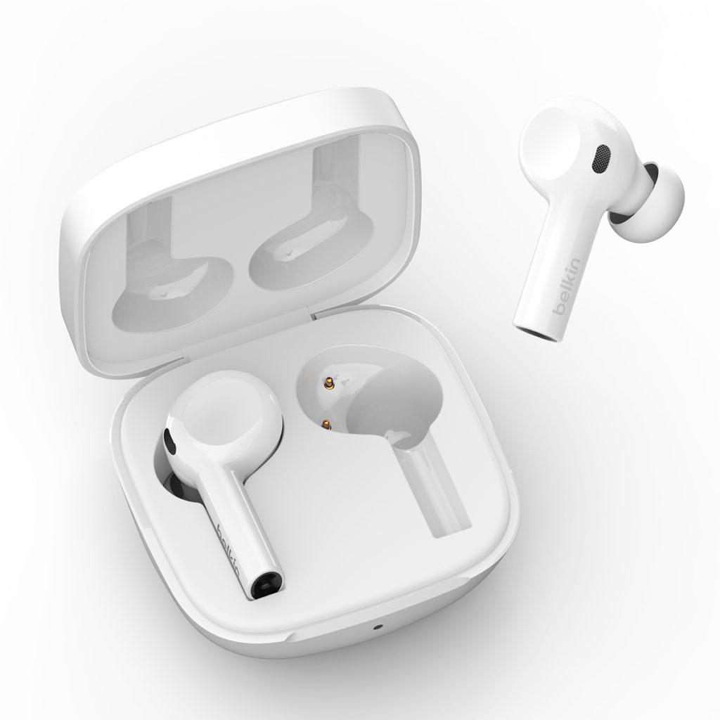 耳機可通過 Apple 的「 Find My 」網絡建立查找功能,用戶可以使用「 Find My 」應用程式查找裝置的位置。