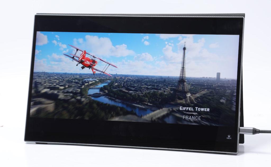 在 QLED 面板和 DisplayHDR 600 認證加持下, Z15PQT 無論色彩和亮度都非常出色。