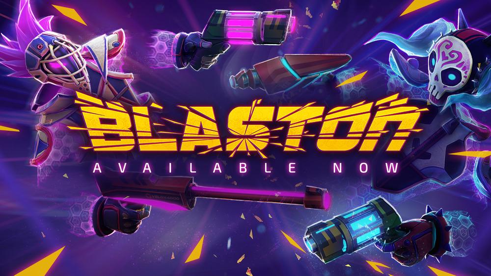 Blaston 是 Oculus Quest 平台上一款受歡迎的付費對戰射擊遊戲,售 US$9.99 。