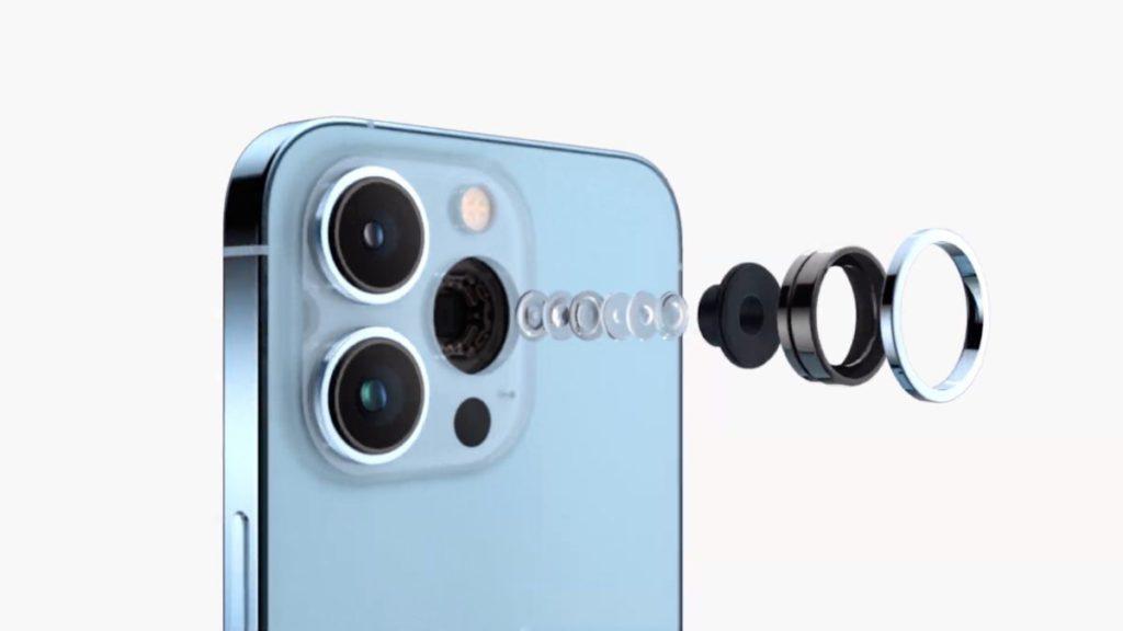 微距是首次引入 iPhone 相機系統,最短對焦距離為 2cm 。